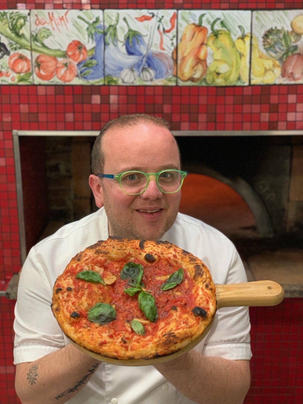 Pizzeria Elite - Marinara, pomodoro, origano e aglio