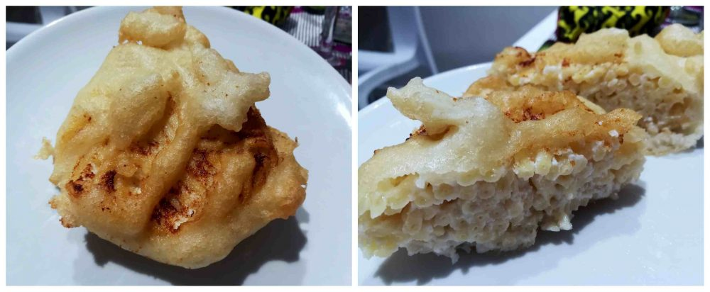 Alimenta Bistrot - La Scarpella di Castelvenere in tempura