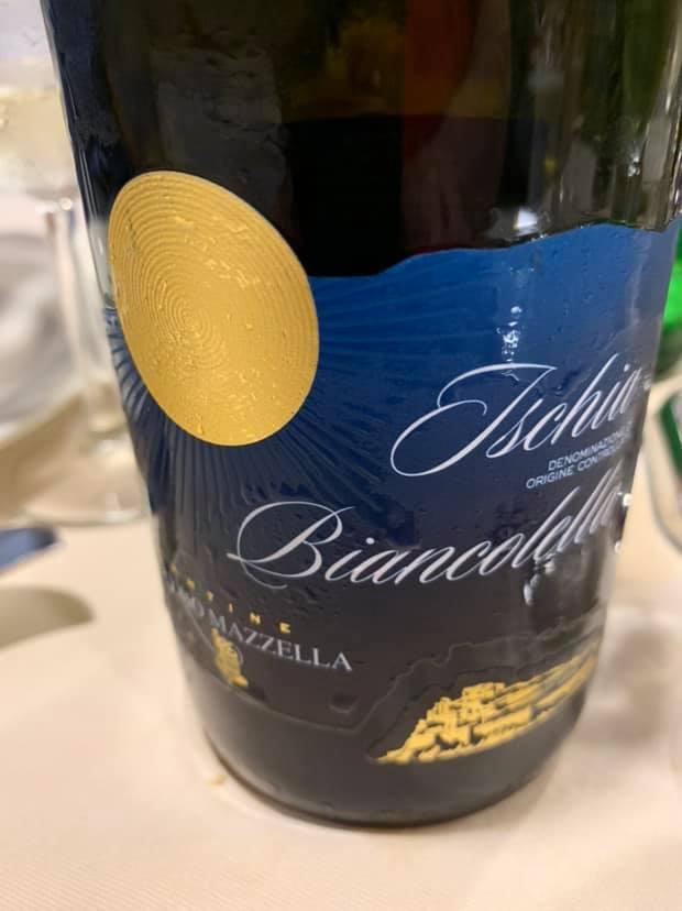 Biancollella 2017 Cantine Mazzella