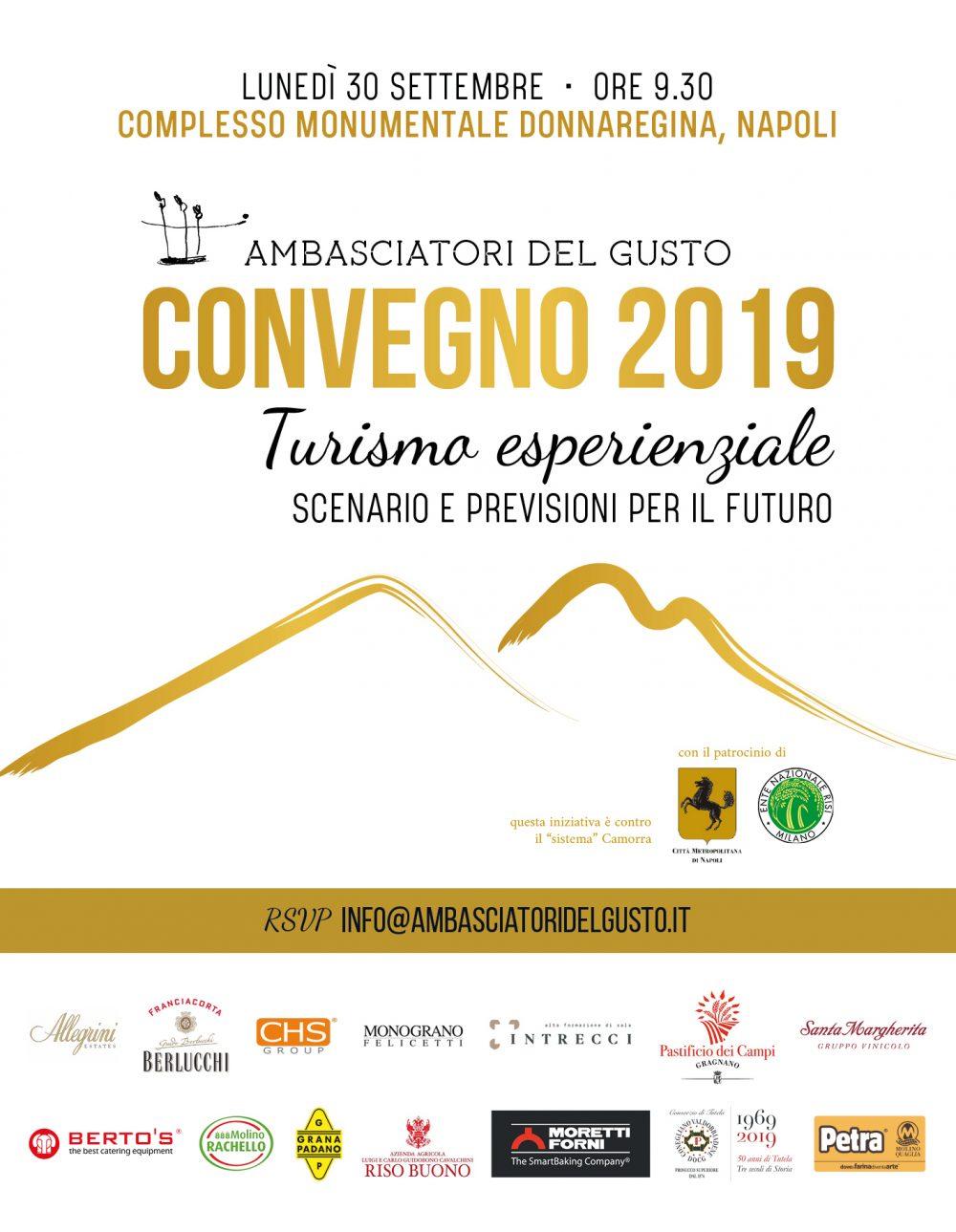 Associazione Italiana Ambasciatori del Gusto - Convegno