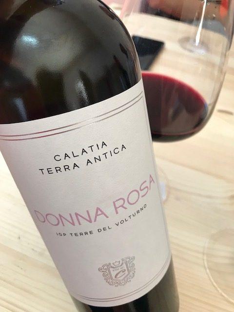 Calatia - Donna Rosa