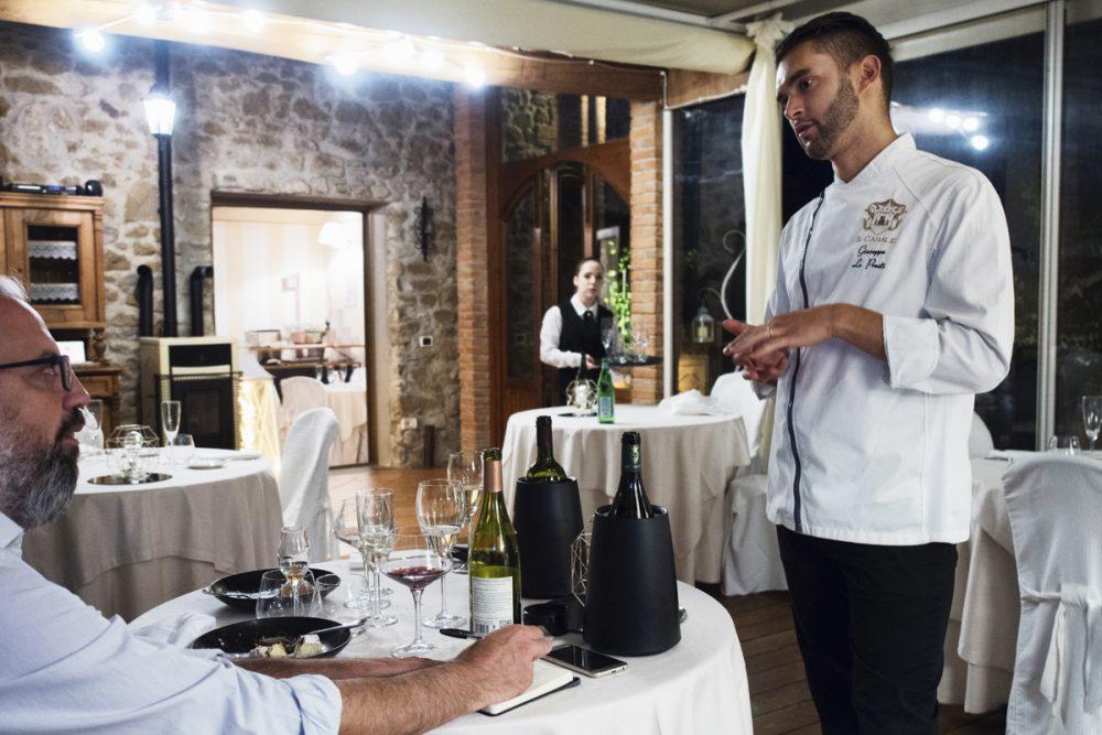 Casale di Grimoli - Con chef Lo Presti