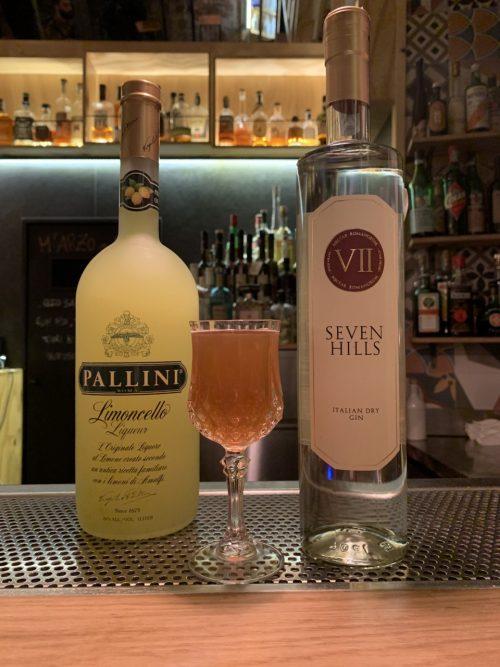 Drink Recovers talent n 23 di Rocco Ronzini barman del quanto basta di Lecce