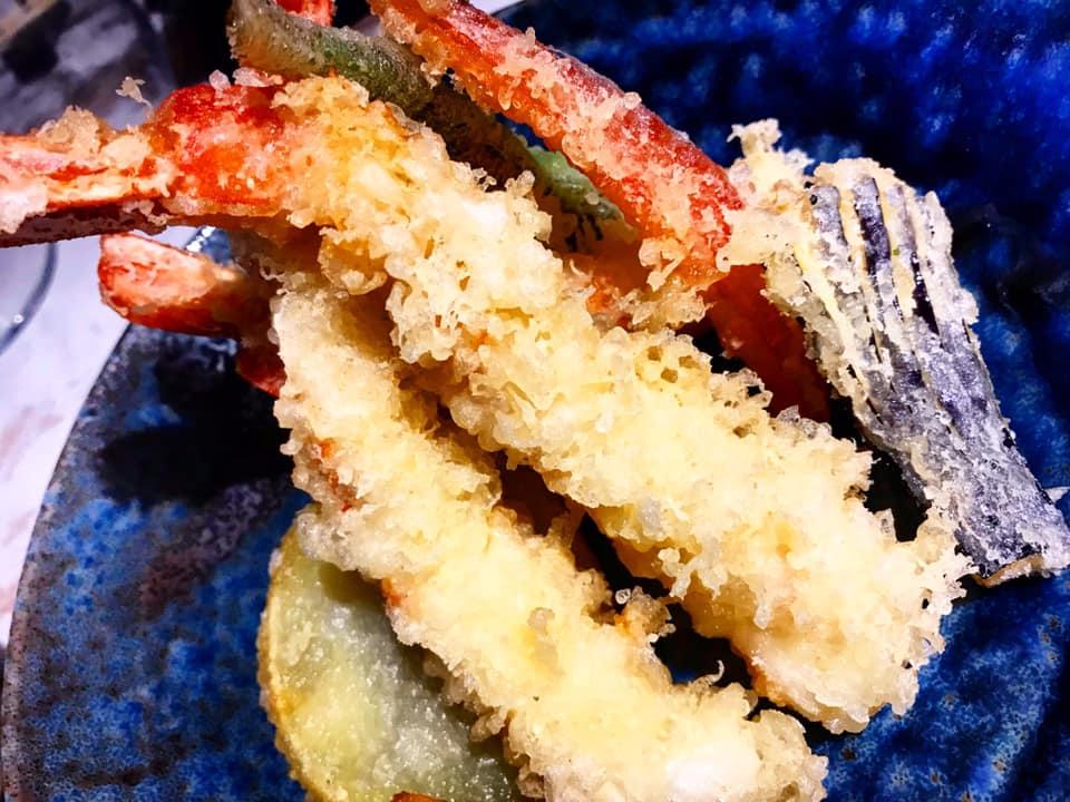Elements Sushi - La Tempura