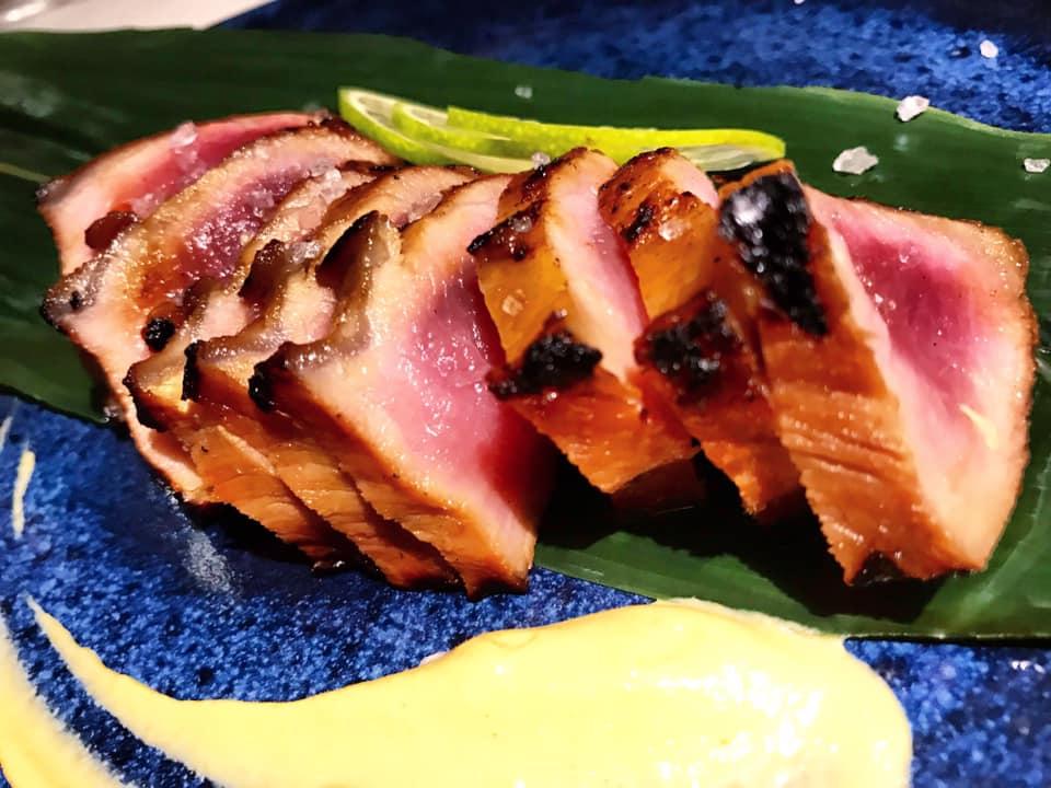 Elements Sushi - Tataki di Maialino Iberico