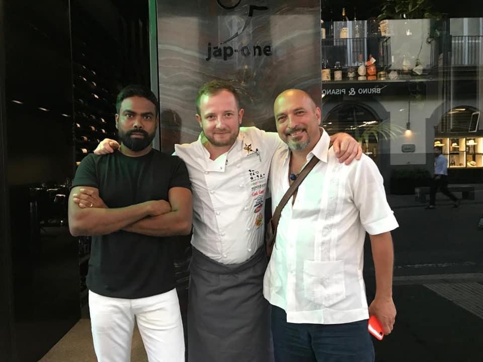 JapOne - Rap Sagara, Alex Pochynok e Roberto Goretti