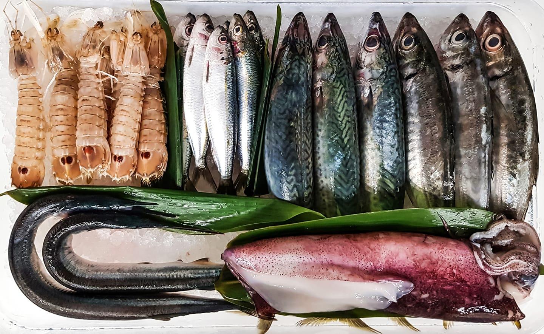 Elements Sushi - Materia Prima