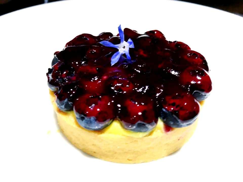 JapOne - La deliziosa Tartelletta ai mirtilli