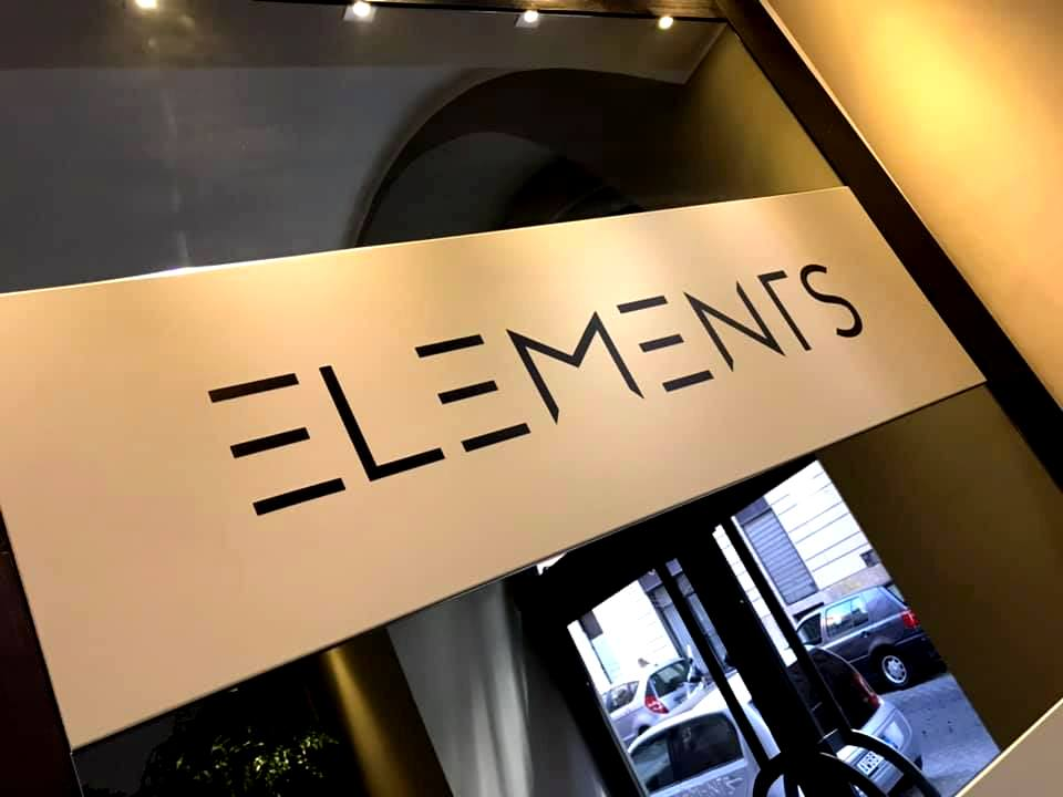 Elements Sushi - interni