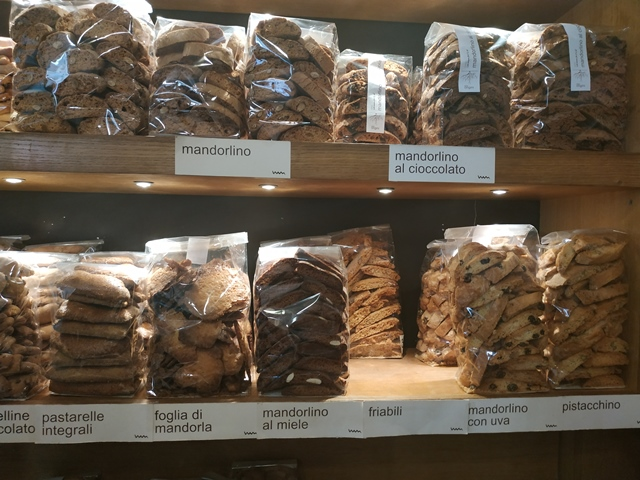Forno Sammarco - i biscotti