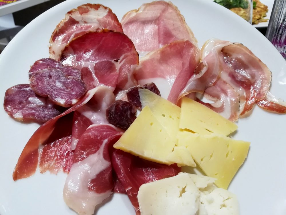 Alimenta Bistrot - salumi e formaggi del Sannio