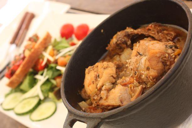 Il coniglio piatto tradizionale gozitano e maltese