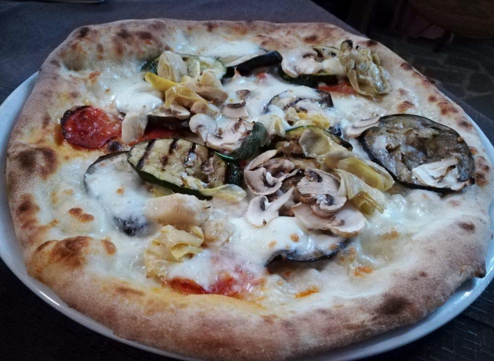 La Cascina in Collina - Ortolana con salame piccante