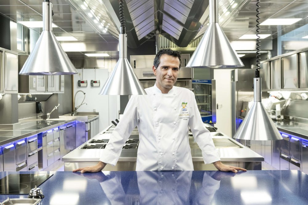 Lunasia - Chef Luca Landi
