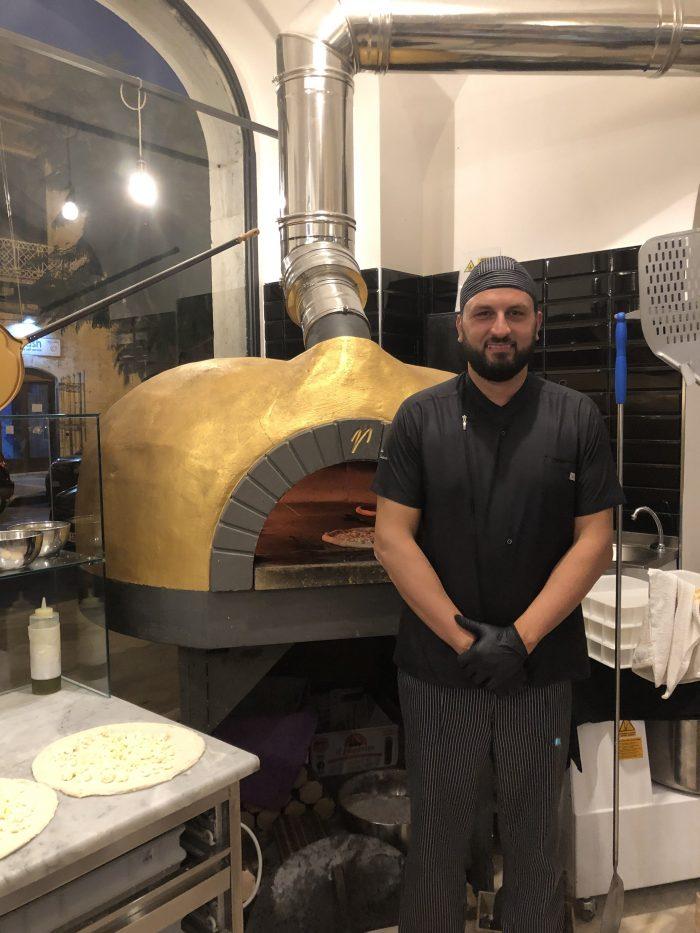Pizzeria San Ciriaco, Nicola Santovito