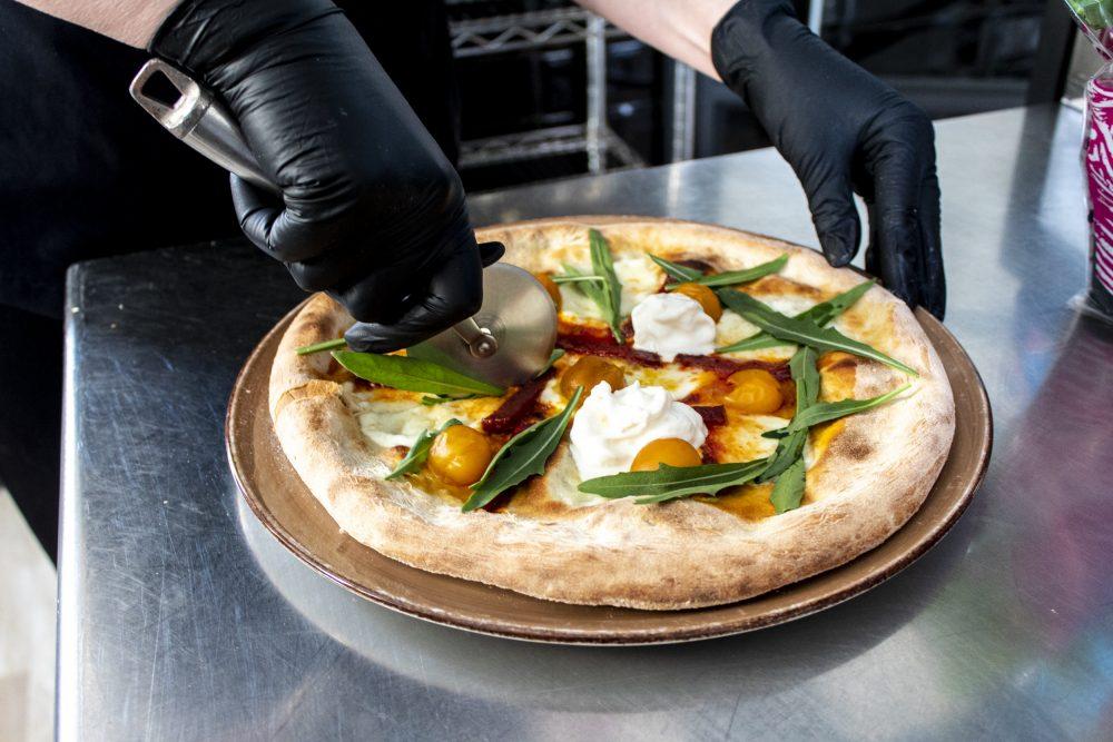 Pizzeria San Ciriaco, Pizza