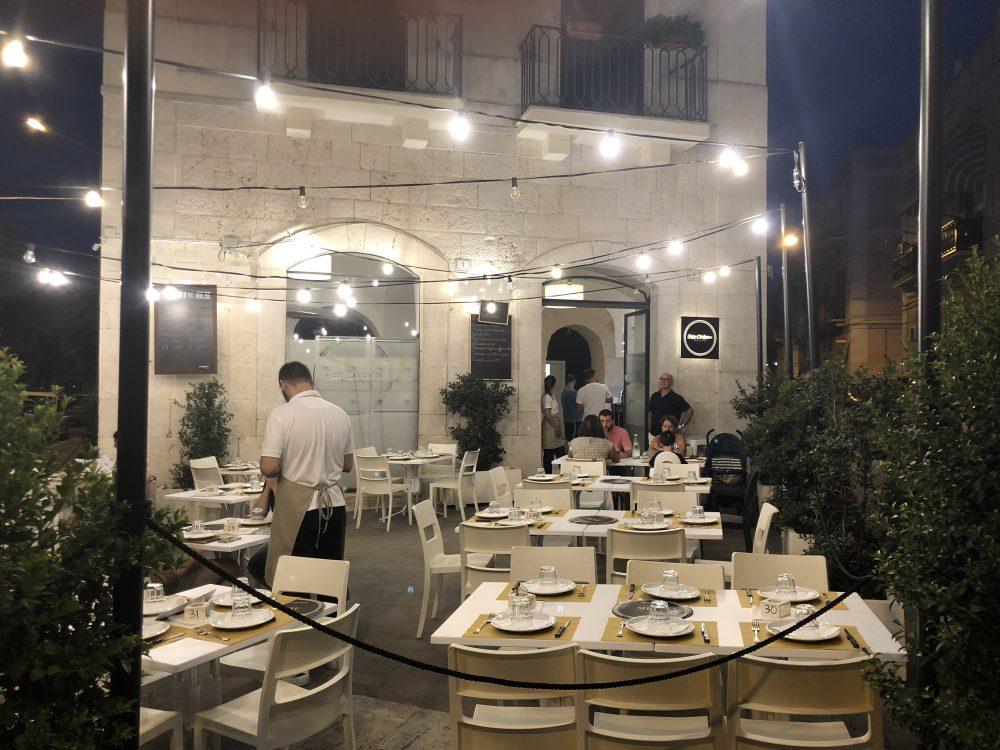 Pizzeria San Ciriaco, esterno
