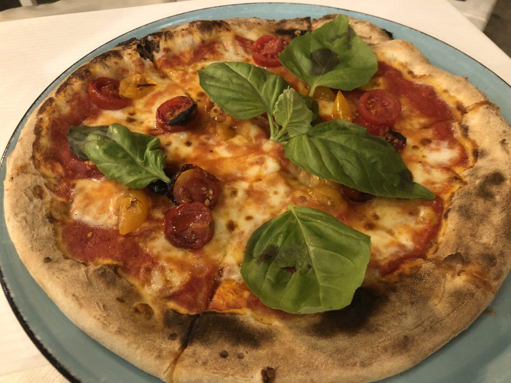Pizzeria San Ciriaco, pizza Pizzutello