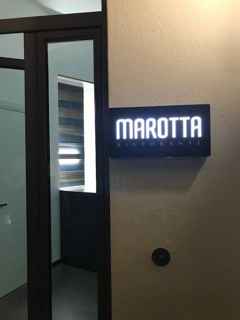 Ristorante Marotta - ingresso