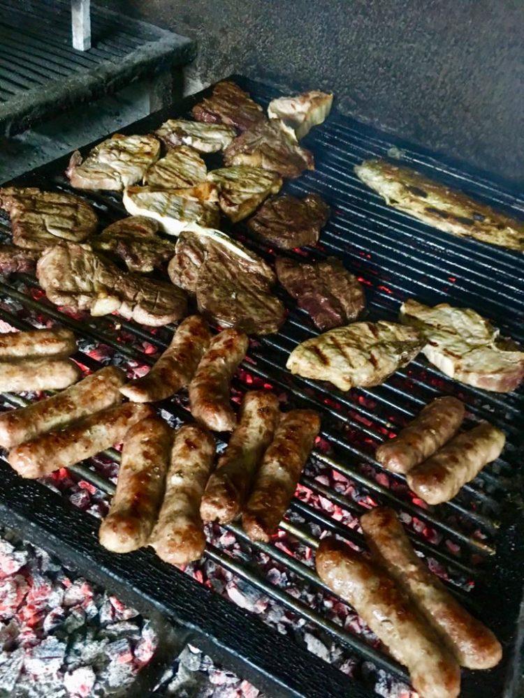 Ristorante Tornola - carne alla brace