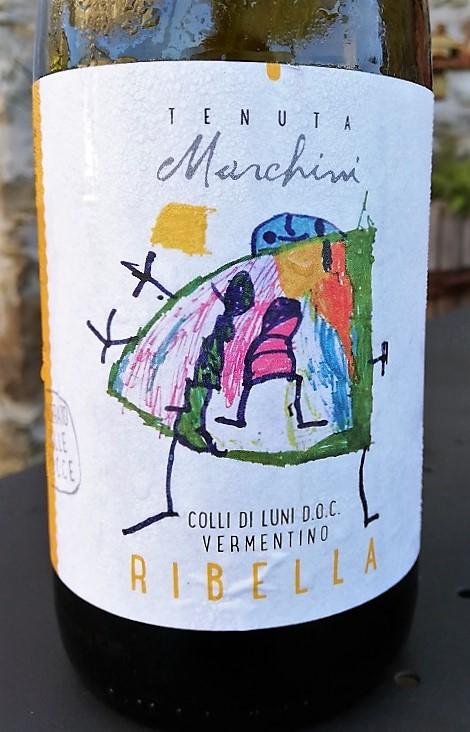Tenuta Marchini- Ribella