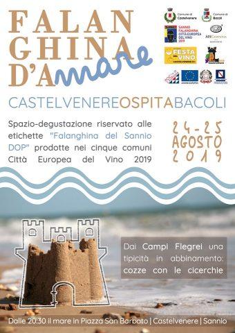 Castelvenere ospita Bacoli