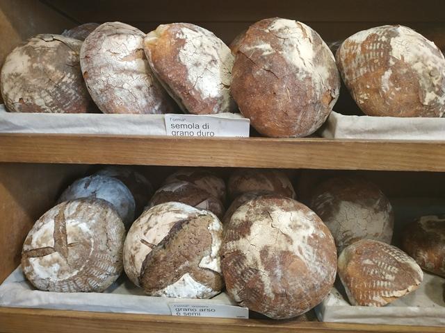 Forno Sammarco, il pane