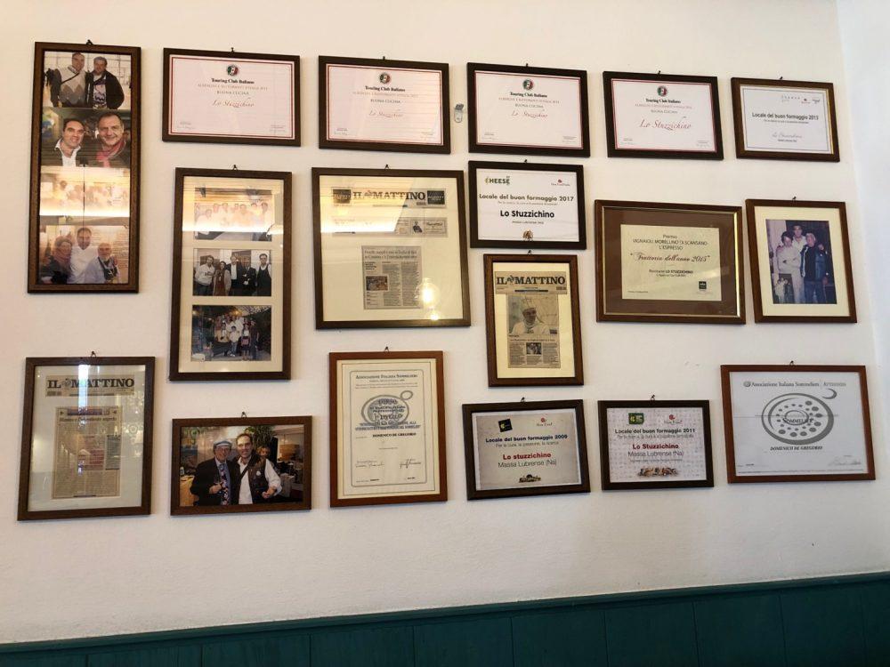 Lo Stuzzichino, altri attestati e riconoscimenti