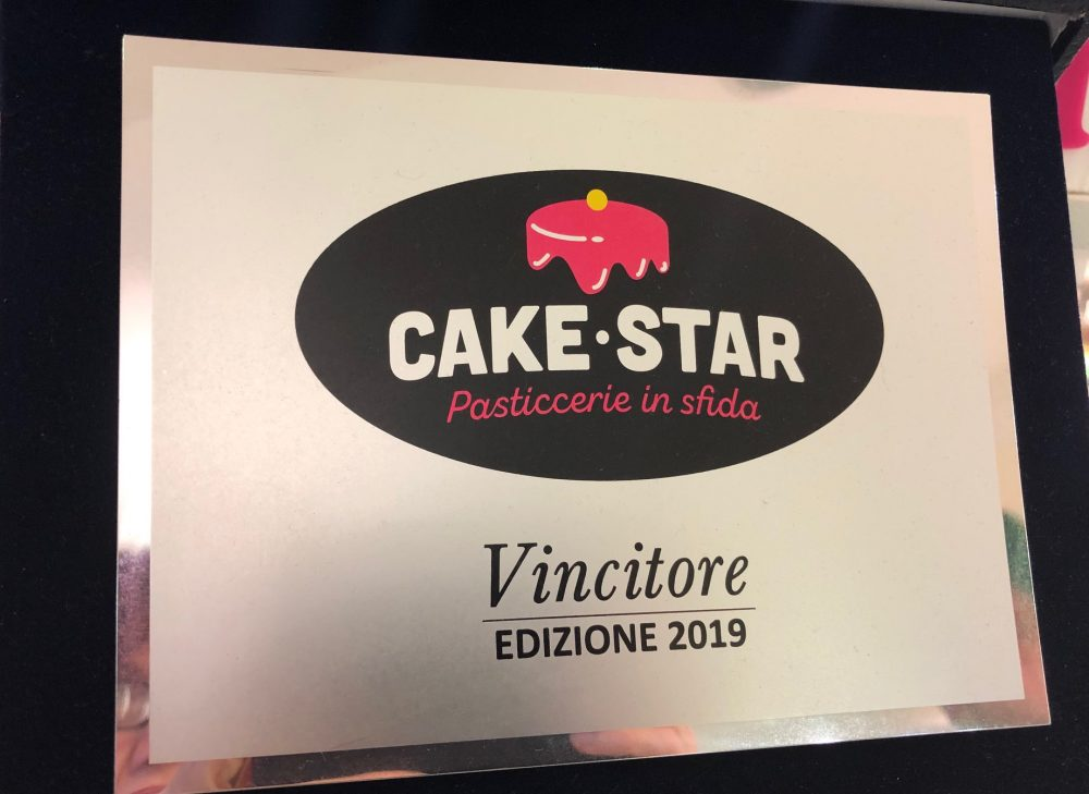 Mamma Grazia, vincitore edizione 2019 CAKE-STAR
