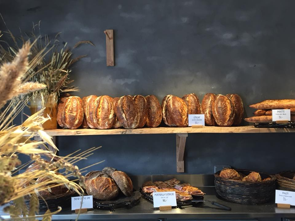 Hart Bageri, il pane