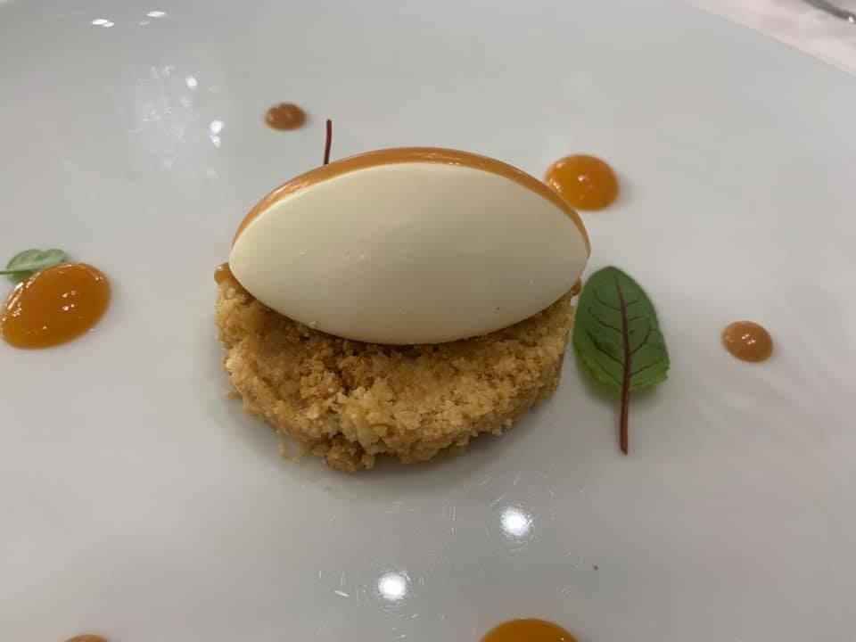 Mamma Elena, il dessert all'labiccoca del Vesuvio