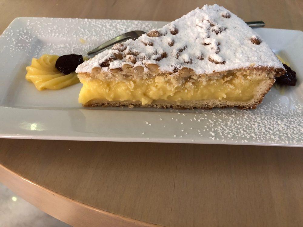 Mamma Grazia, la torta della nonna in dettaglio