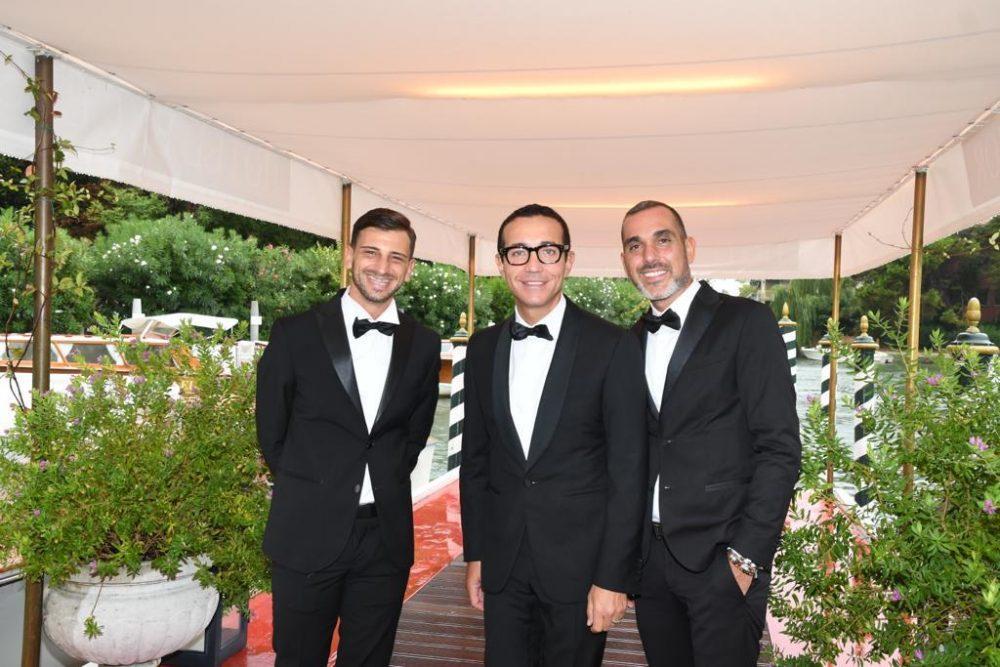 2 Gino Sorbillo, Marco Infante, Pasquale Falcone