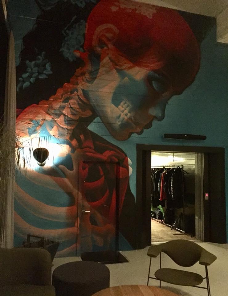 Amass, Copenhagen, il guardaroba