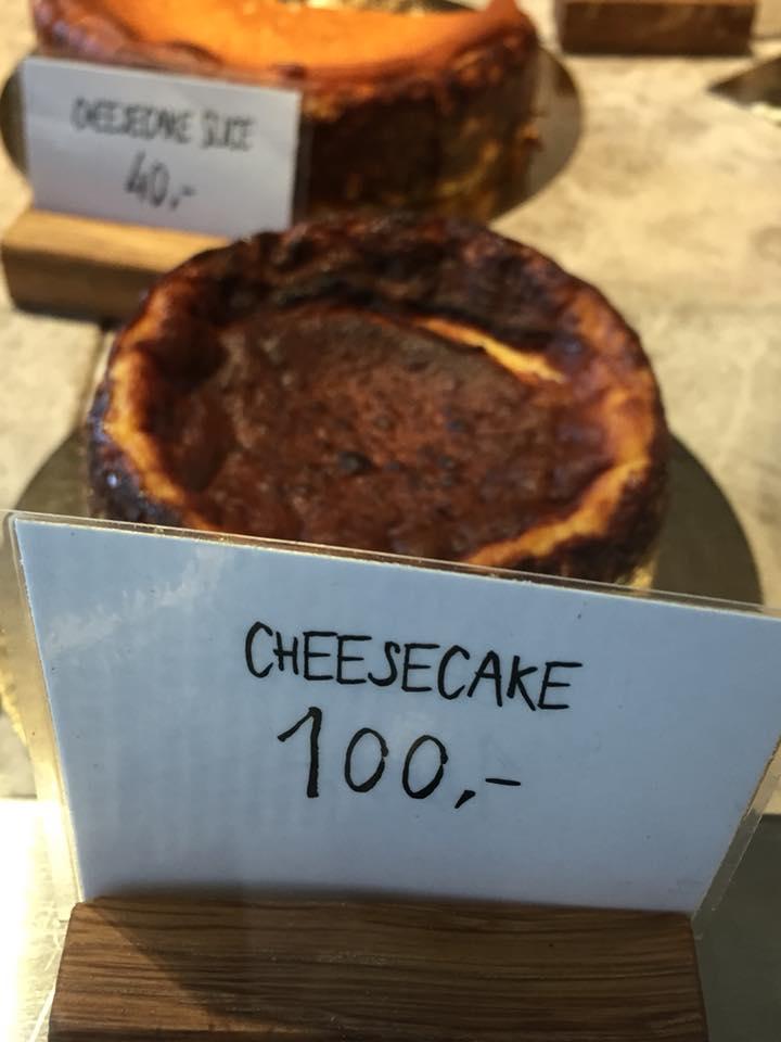 Hart Bageri, la cheese cake di Richard Hart