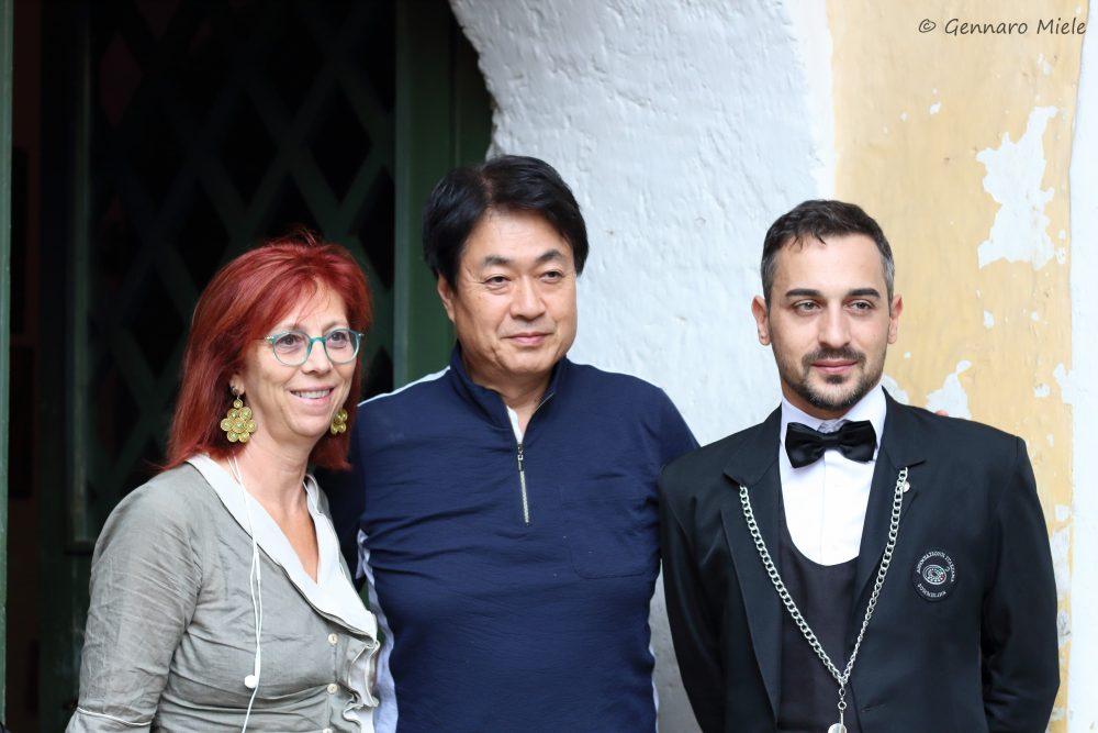 Yoshimi Hidaka - chef giapponese dal cuore italiano