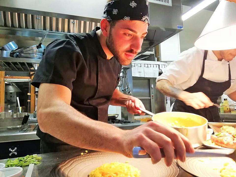 Al Mare - Roberto Russo, lo chef