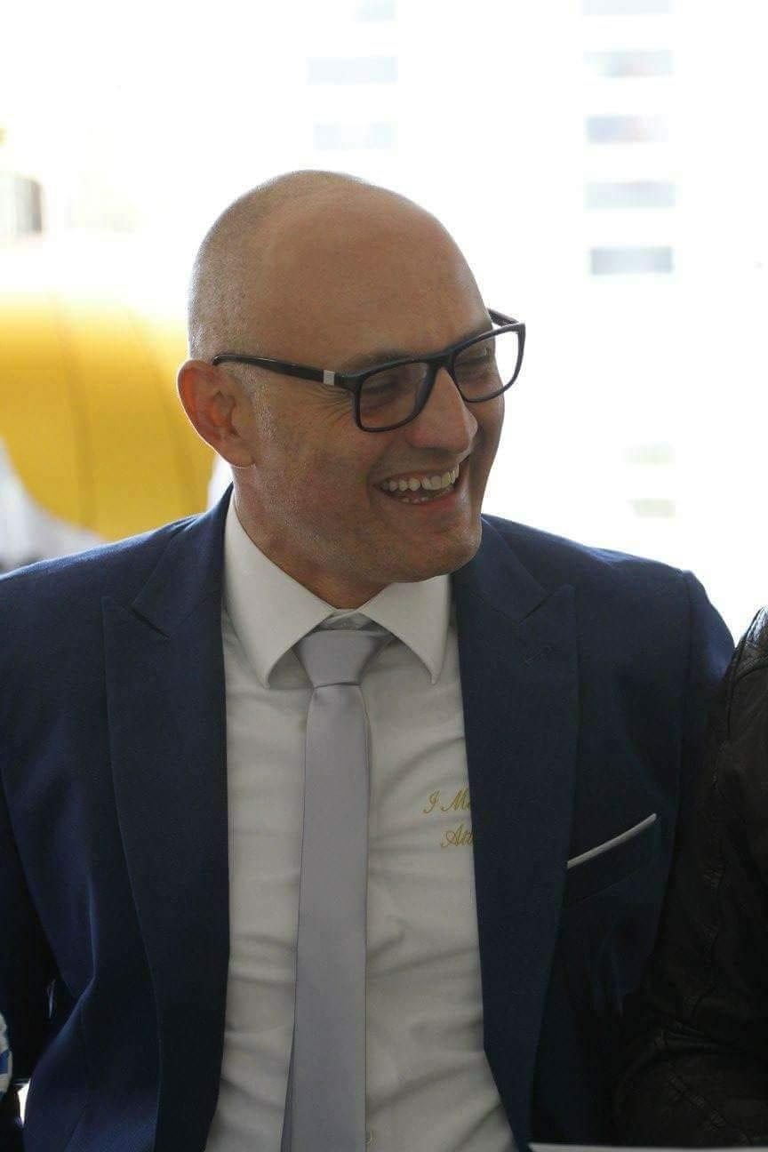 Attilio Albachiara - Presidente Associazione Mani d'Oro