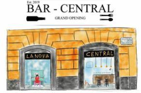 Bar La Nova Central - disegno