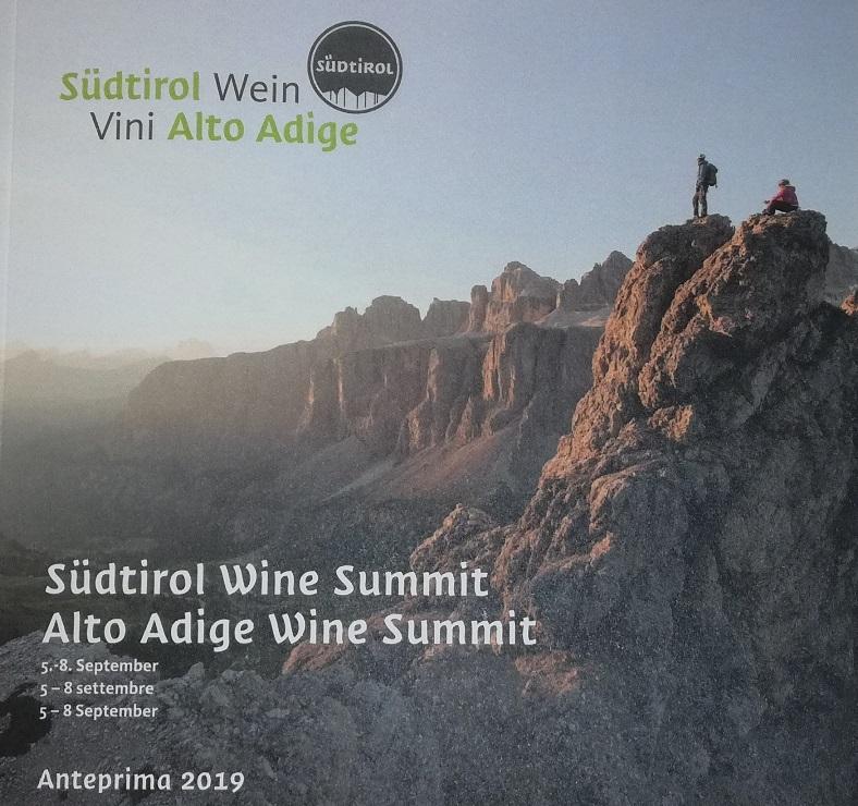 Alto Adige - libretto