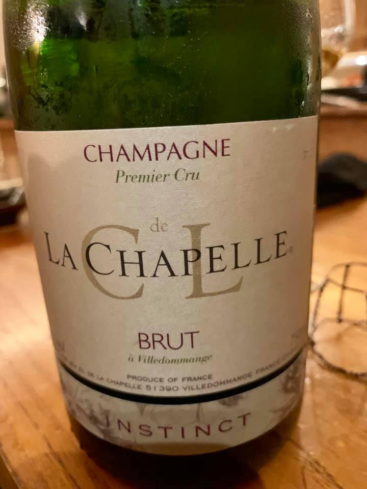 Champagne Instinct Le Chapelle