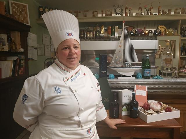 Chef Annarita Nobili