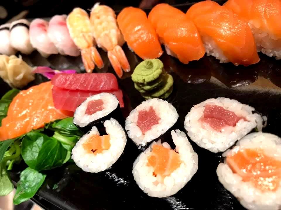 Jorudan Sushi - Sushi Set