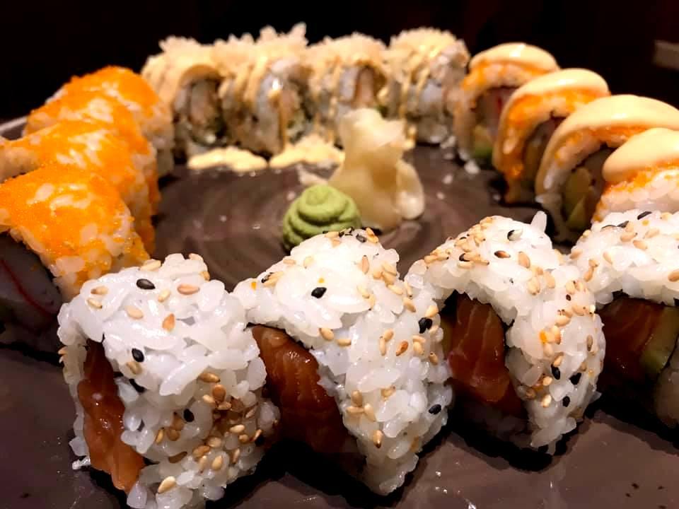 Jorudan Sushi - I Rolls Classici di Jorudan Sushi