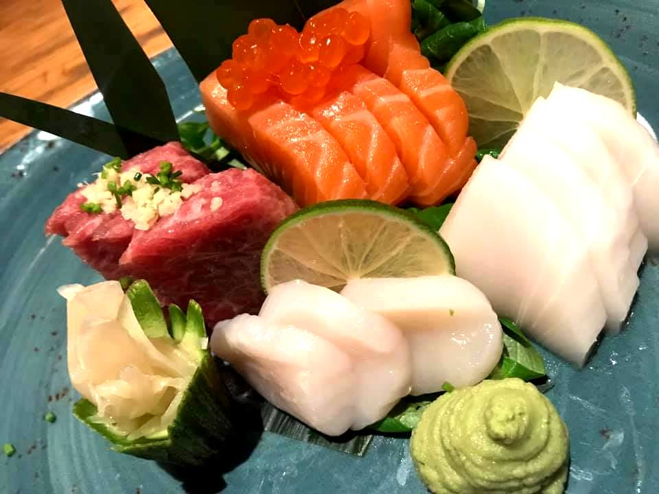 Jorudan Sushi - Sashimi