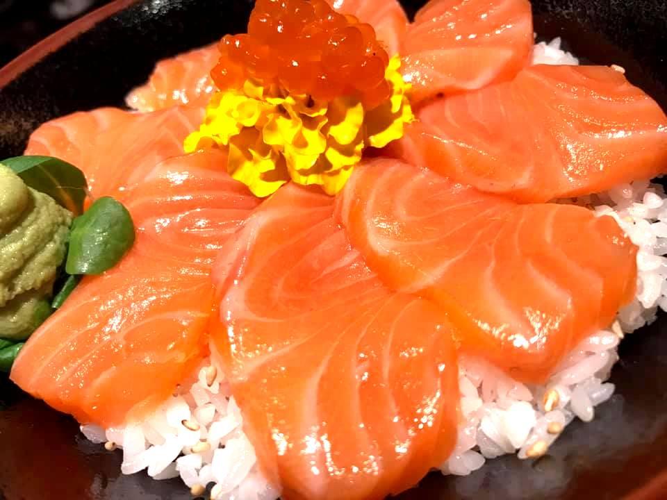 Jorudan Sushi - Il Salmone quello vero