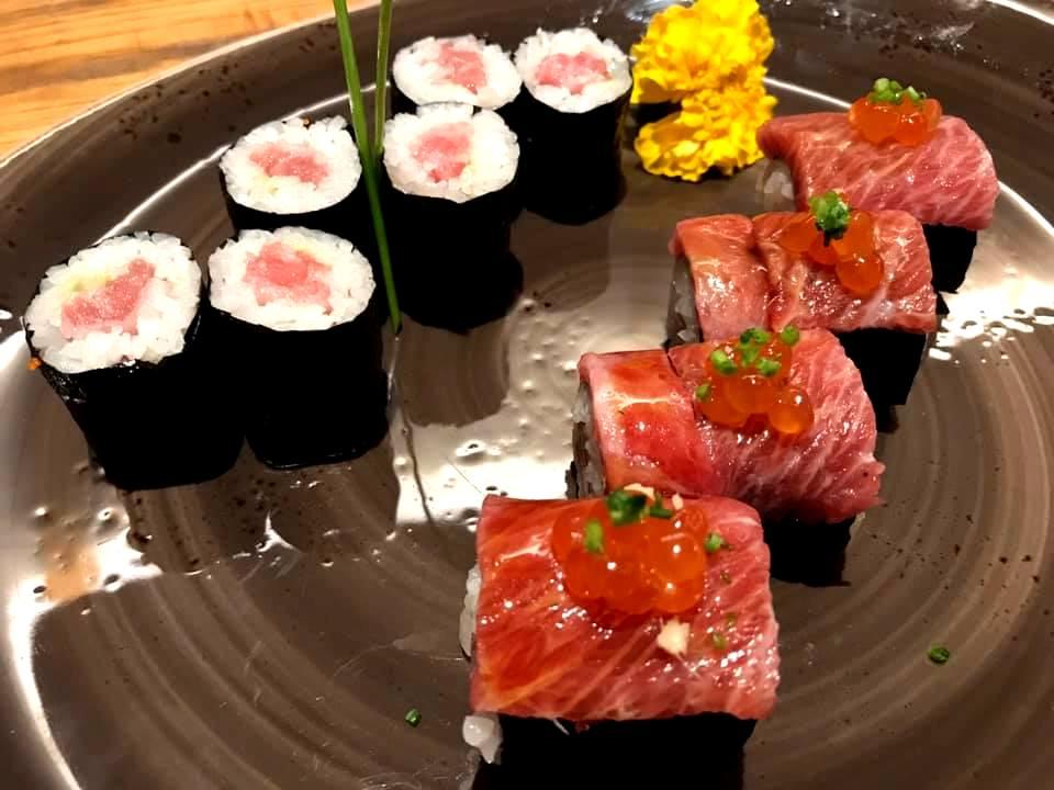 Jorudan Sushi - Hosomaki e Rolls di Otoro