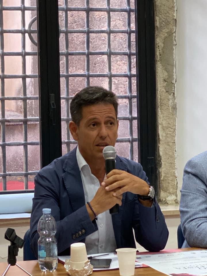 Festa del Vino, Domenico Moriello presidente Vivicitta'