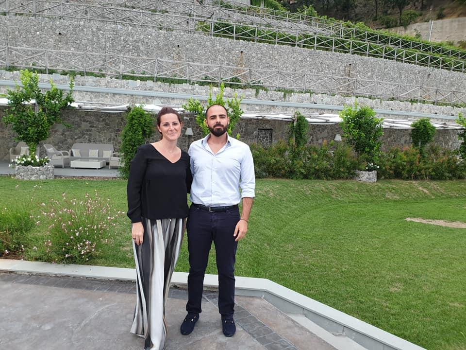 GIARDINI DEL FUENTI - Alessandra e Pierluigi De Flammineis