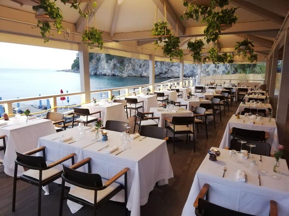 Giardini del Fuenti e Riva del Fuenti- Riva del Fuenti, il ristorante